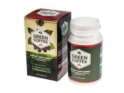 confezione e prezzo caffè verde