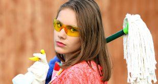 Come pulire casa quando ci sono i bambini