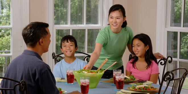 Consigli della nonna per una famiglia felice